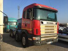 2000 Scania 144.530 8X4