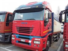 2006 Iveco AS260S540 CASSONE