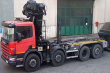 2003 Scania PRT LUNGO RAGGIO