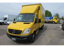 2011 Mercedes-Benz SPRINTER T43