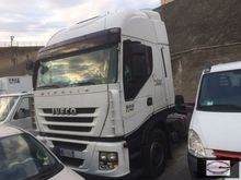 2012 Iveco STRALIS TRATTORE AS-
