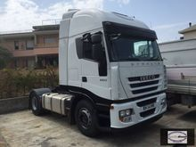 2010 Iveco STRALIS TRATTORE AS-
