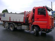 1992 Scania 143 400