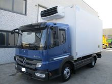 2012 MERCEDES ATEGO 818 ISOTERM