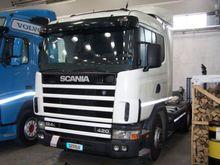 Used 2003 Scania 124
