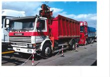 1996 Scania 93 250