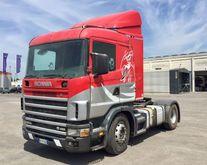 2001 Scania 164 L 480 164 L 480