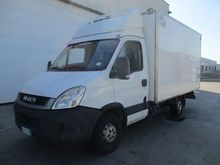 2011 Iveco DAILY 35S14 FURGONE