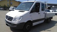 2013 Mercedes-Benz SPRINTER TP3