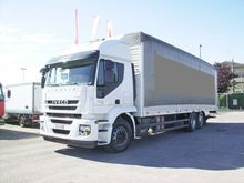 2008 Iveco STRALIS 260AT36
