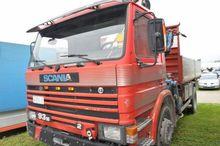 1992 SCANIA 33M 210