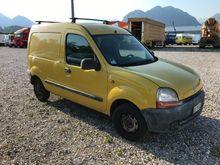 1999 Renault KANGOO 1.4 CAT EXP