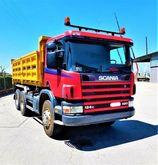 SCANIA 124 P 420 6X4