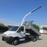 2012 IVECO 35 C 12 DAILY