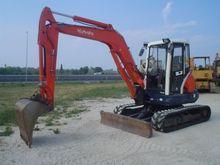 2005 Kubota KX161-3A