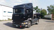 2005 Scania TRATTORE R500