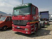 2001 Mercedes-Benz ACTROS 1843