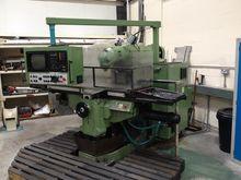 Huron CMM6 CNC Knee Type Mill H
