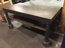 """Surface Table 71.5 """" x 35.5"""" x"""