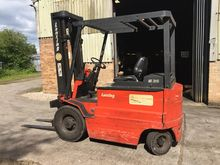 Lansing Electric Fork Lift Truc