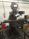 Elliott Turret Milling Machine,
