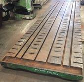 5.85m x 1.52m Cast Iron Tee Slo