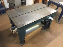 Cast Iron Surface Table 60.5 x