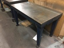 """surface table 60 x 33.5 x 5"""" x"""
