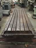 Cast Iron tee slotted table  15
