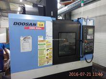 2011 Doosan DNM 400 A #161501