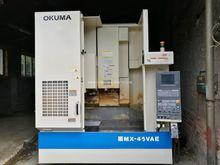 1999 Okuma Corporation MX-45 VA