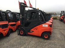 Used 2013 Linde H 35