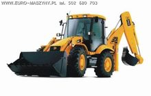 Used JCB 3CX CONTRAC