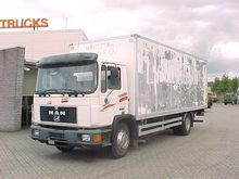 Used 1995 MAN 12.192