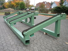 Used cross conveyor