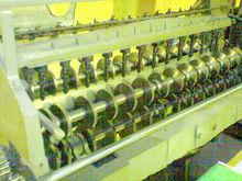 MG machine for inserting mattre