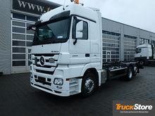 Mercedes-Benz Actros 2544 L 6x2