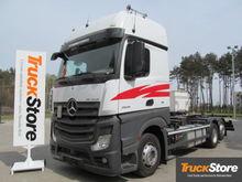 Mercedes-Benz Actros 2545 L 6x2