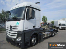 Mercedes-Benz Actros 2542 L LOW