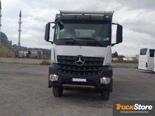 Mercedes-Benz Arocs 4142 K 8x4/