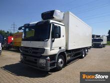 Mercedes-Benz Actros 2541 L 6x2
