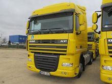 DAF FT XF H4EN3 4x2/2