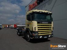 Scania SCANIA R 114 6x2