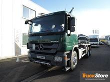 2012 Mercedes-Benz Actros 3344