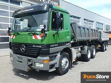 Mercedes-Benz Actros 2640 K 6x4