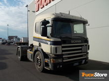 Used 2001 Scania R 1