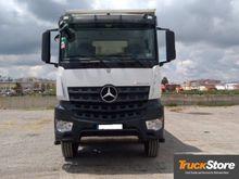 Mercedes-Benz Arocs 4145 K 8x4/