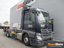 Mercedes-Benz Actros 2543 6x2
