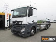 Mercedes-Benz Actros 2542 L 6x2