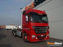Mercedes-Benz Actros ACTROS 255